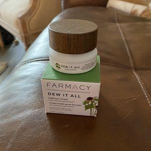 Farmacy Dew It All Total Eye Cream - NEW